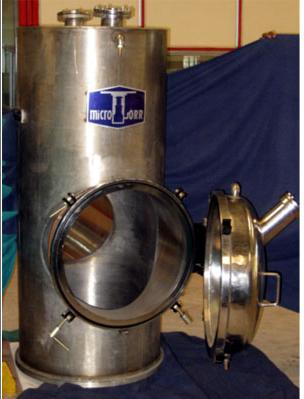 Double Walled Vacuum Chambers