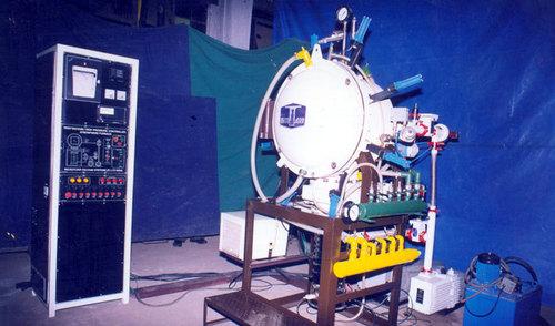 High Vacuum High Temperature High Pressure Furnace