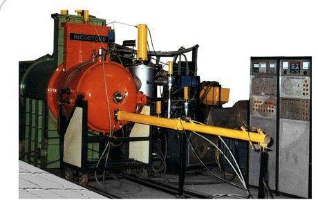 High Vacuum High Temperature Oil Quench Furnace