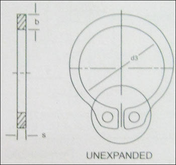 External Circlips (Light-Series)