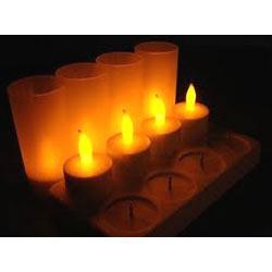 Designer LED Candles