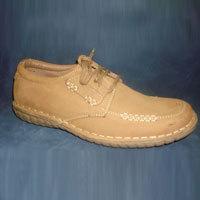 Boy Brown Color Casual Shoe
