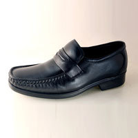 Men Casual Black Color Shoe