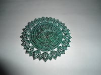 Diamond Brooch