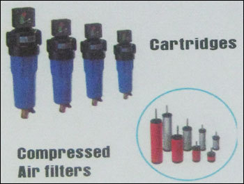 Durable Compressed Air Filters