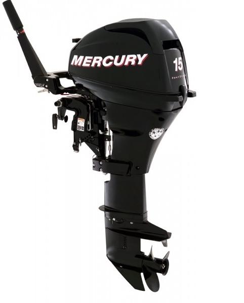 Outboard Motor Four Stroke (Mercury 15EH)