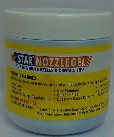 Anti Spatter Nozzle Gel (Star)