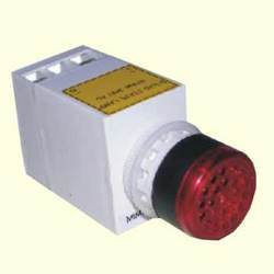 Continuous Buzzer With Steady Indication