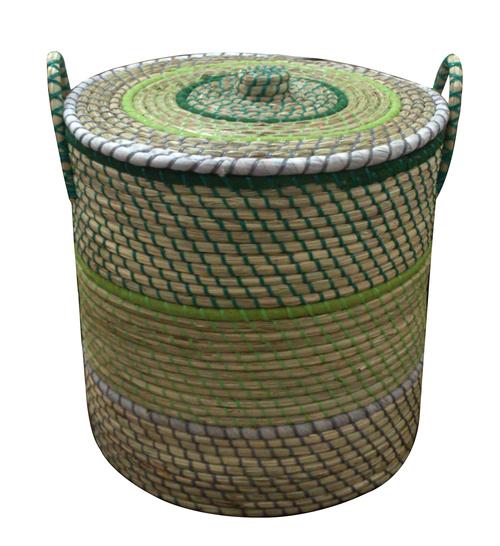 Sedge Grass Basket