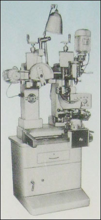 Swiss Type Faceting Machine (Model Mct-U/D)