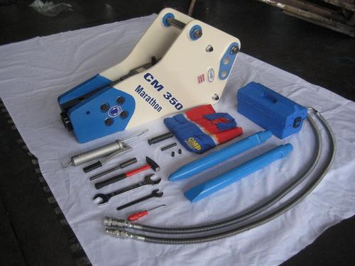 Hydraulic Breaker (CMB 350)