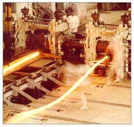 Steel Rolling Mill Plants And Machinery