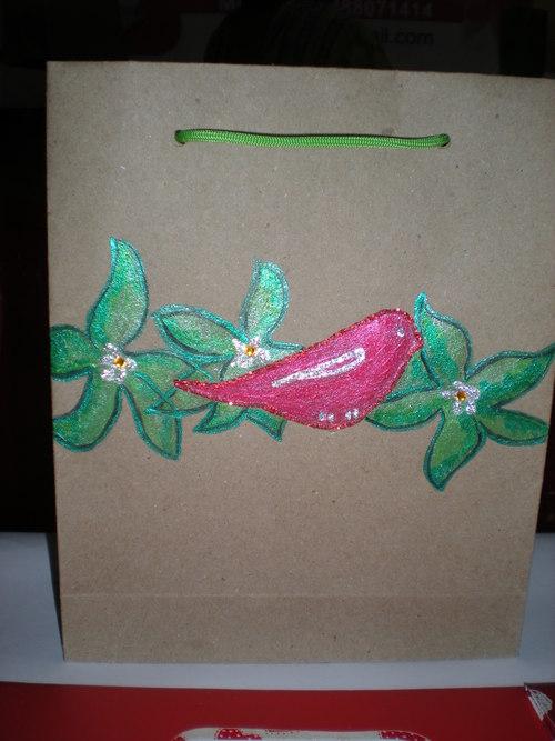 Crafted Paper Bag Cpb 01 In Kochi Kerala 4 Corners