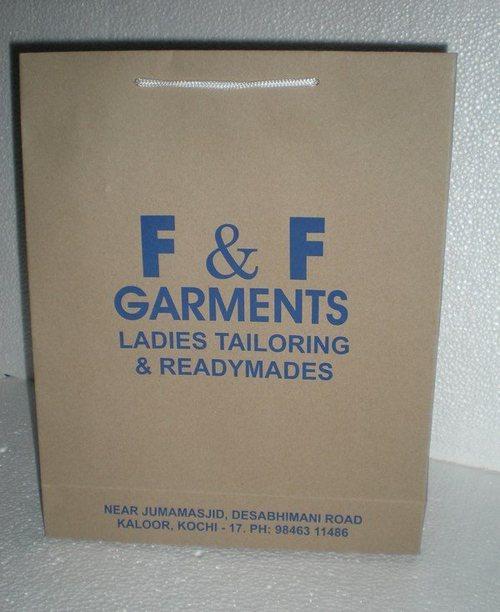Printed Paper Shopping Bag (PPSB-04)