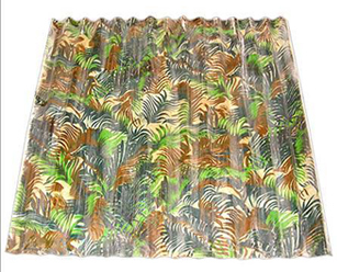 Frp Sheets With Jungle Print