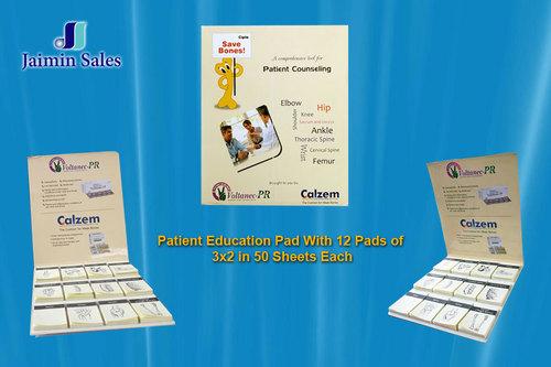 Patient Education Pads