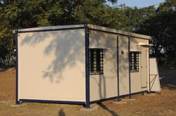 Insulated Prefab Cabins
