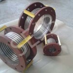 Durable Axial Bellow With Flange