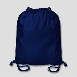 Dyed Drawstring Bag