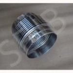 Heavy Duty Axial Bellow with Pipe