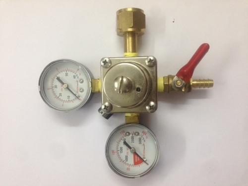 Beer C02 Regulator