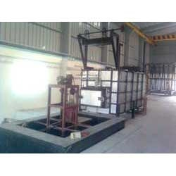 Industrial Continuous Hardening Furnaces