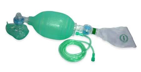 Silicone Resuscitators Adult