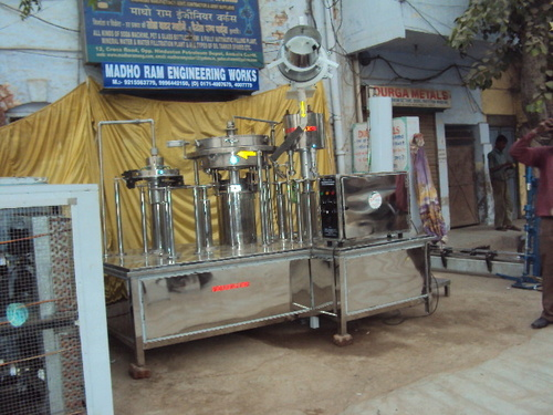 Soda Water Machinery