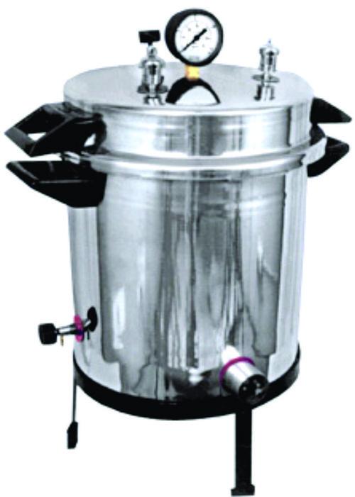 Autoclave (Pressure Cooker Type)
