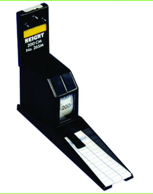 Height Measuring Scale