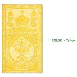 Yellow Floor Plastic Mats