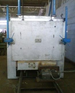 Aluminium Heating Furnace