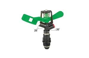 """1/2"""" Plastic Full-Circle Sprinkler (SW-P0121)"""