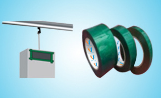 Very High Temperature Masking Tapes