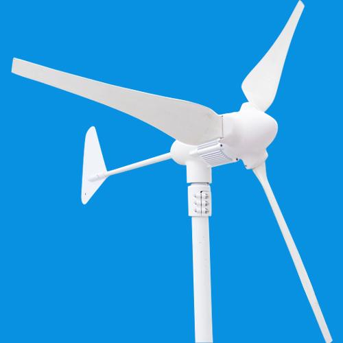400W Wind Turbine Generator With 12/24V AC 3 Blades in Shenzhen
