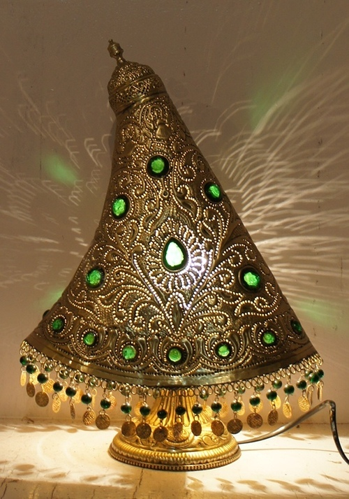 Brass table lamp in delhi delhi indian shaily crafts brass table lamp in jama masjid captain st mozeypictures Choice Image