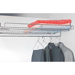 Shelf With Coat Hanger