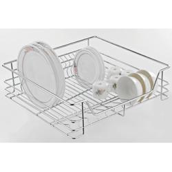 Stainless Steel Designer Basket