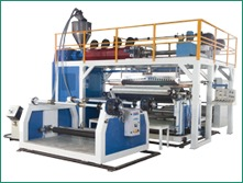 Extrusion Coating Lamination Machines