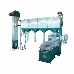 Jeera Cleaning And Packaging Machine