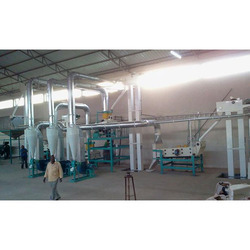 Seed And Grain Processing Plant
