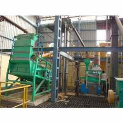 Seed Cleaning And Shorting Plant