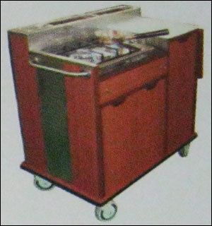 Flambe Trolley No-297