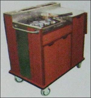 Flambe Trolley No-297