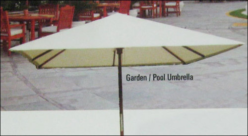 Garden And Pool Umbrella
