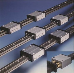 Ultra Heavy Load Linear Guideways