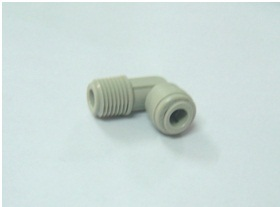 Plastic Male Elbow