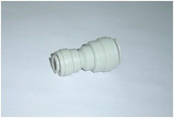 Plastic Reducing Connector