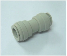 Plastic Straight Connector