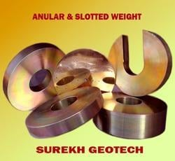 Annular Slotted Weight